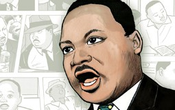 Martin luther king chez NOBI NOBI !
